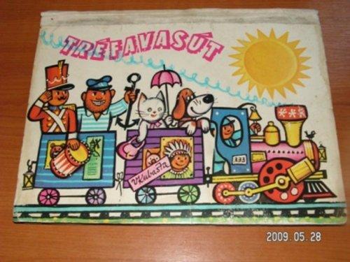 Kubasta Tréfavasút