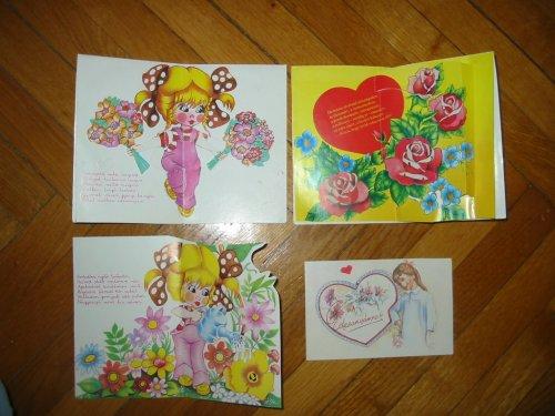 Anyák napi képeslapok