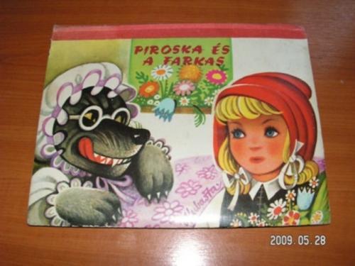 Kubasta A Piroska és a farkas