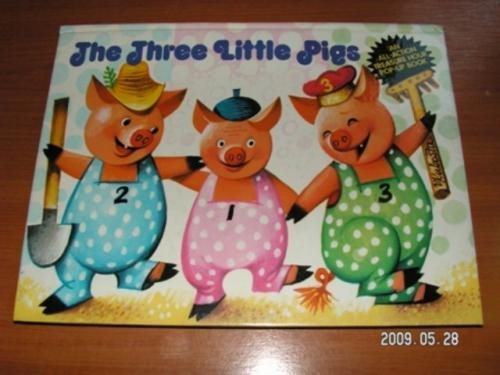 Kubasta A három kismalac
