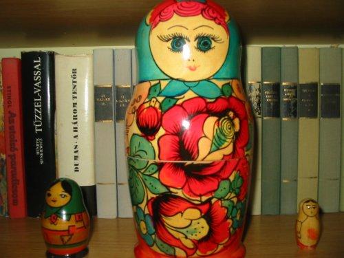 Orosz Matrjoska