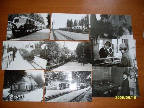 Úttörővasút képek jegyek
