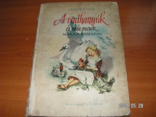Andersen A vadhattyúk és más mesék