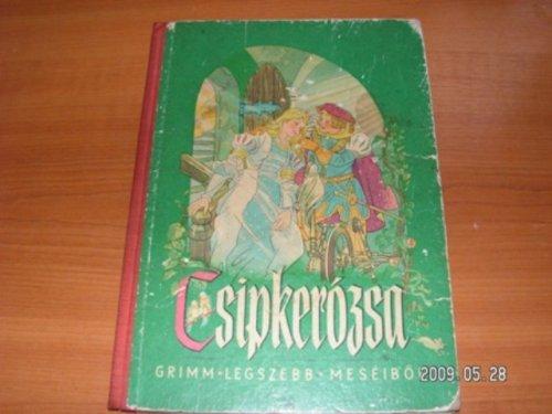 Grimm mesék Csipkerózsa