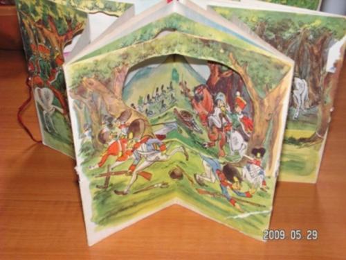 Panoráma képeskönyvek   Háry János