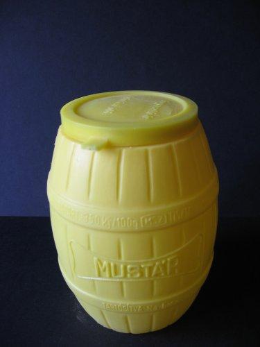 Hordós mustár