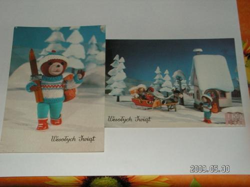 Fülesmackó képeslapok