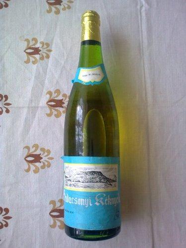 Badacsonyi kéknyelű bor
