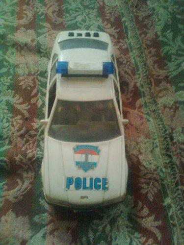 Játék rendőrautó