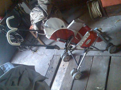 sport babakocsi