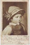 Képeslap 1909