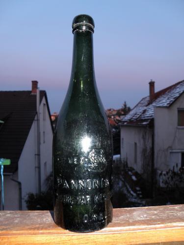 sörös üveg