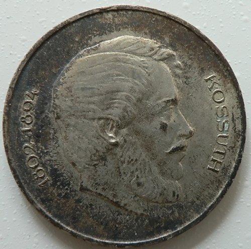 Öt forint Kossuth
