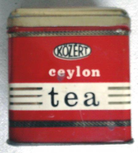 Közért Ceylon tea