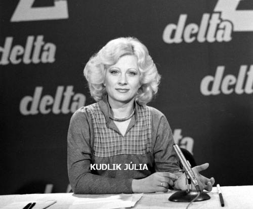 Delta Kudlik Júlia