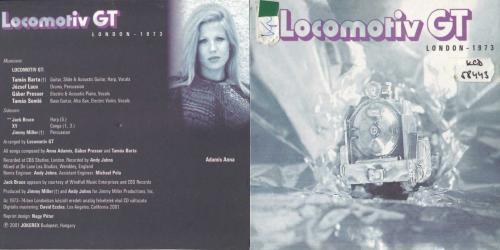 LGT angol CD 2001