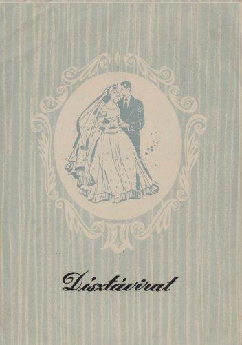 Esküvői dísztávirat