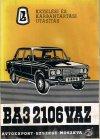 Lada BA3 2106 VAZ kézikönyv