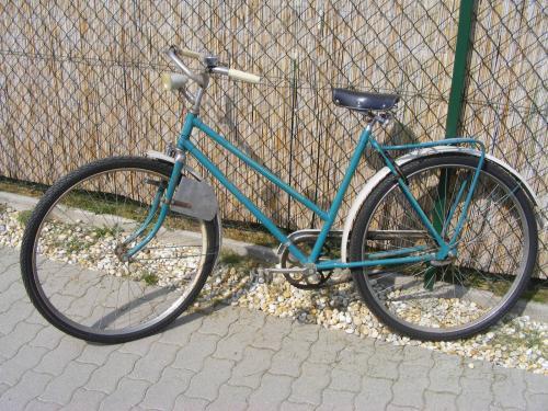 Szovjet bicikli női