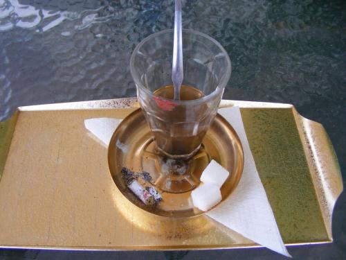 Espresso hangulat