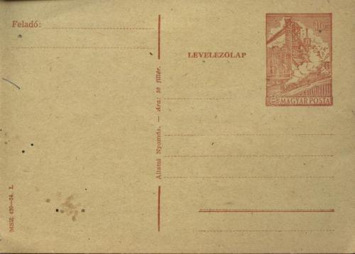 Levelezőlap