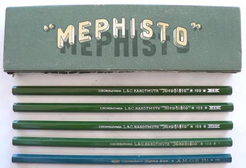Meohisto ceruzák