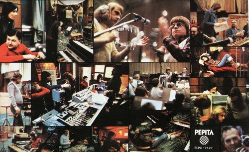 Életképek a Hanglemezgyárból