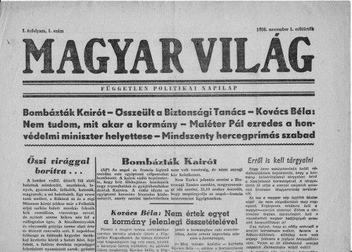 Magyar világ