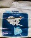 Malév reklámzacskó