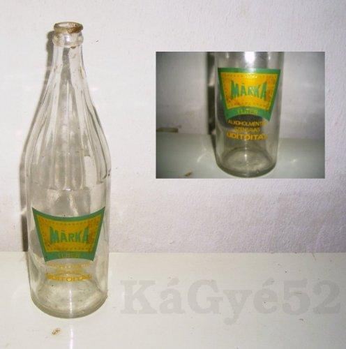 Márka üdítő - 1 literes