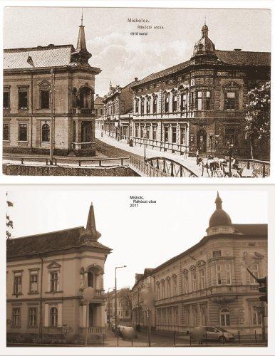 Miskolc Rákóczi utca