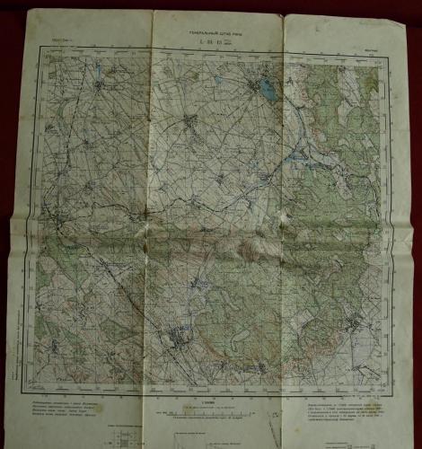 Mór térkép