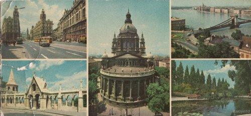 Budapesti képeslap