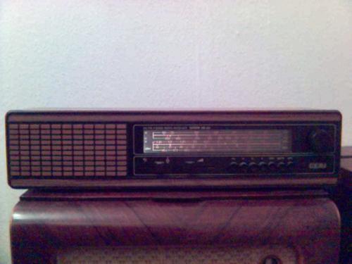 Nagyapám rádiója