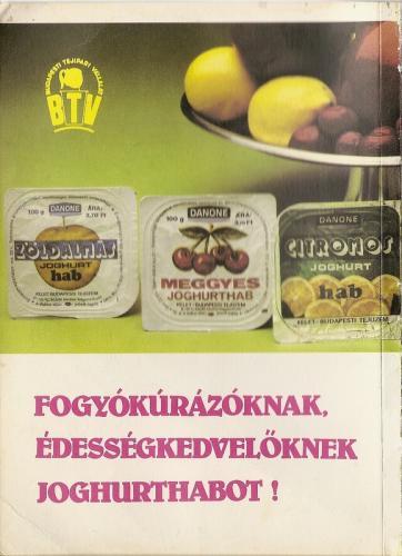 Divatnaptár 1982