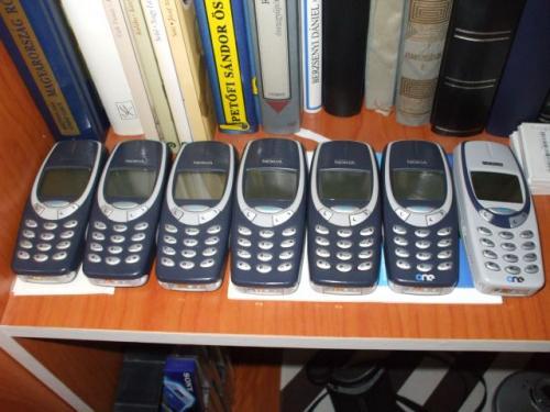 Nokia 3310 gyűjtemény