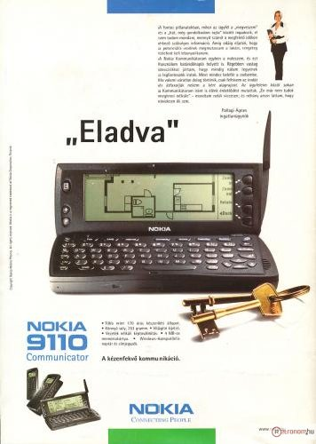 Nokia 9110 Communicator