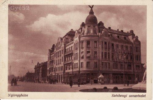 Nyíregyháza Széchenyi utca