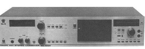ORION SC-1025 casseiver