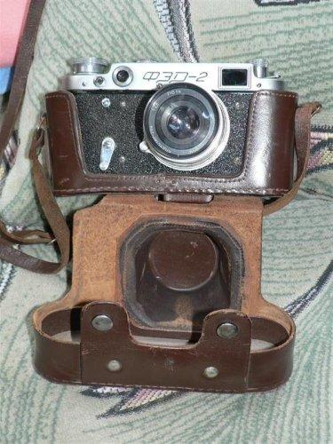 FED-2 fényképezőgép