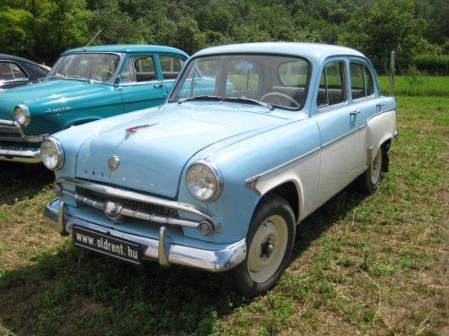 Moszkvics 407