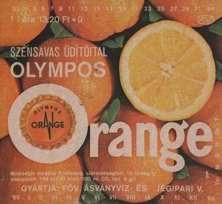 Olympos üdítő