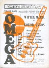 Omega hangverseny plakátja 1968 Corvin mozi