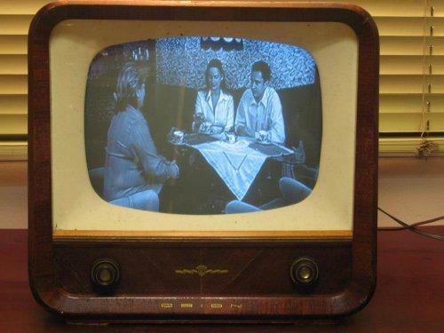Orion AT 504 televízió