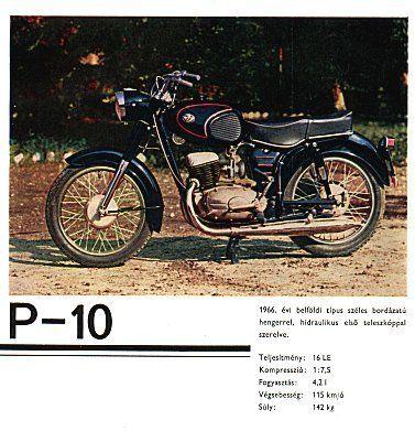 Pannonia P 10