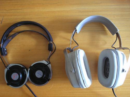 Videoton fejhallgatók