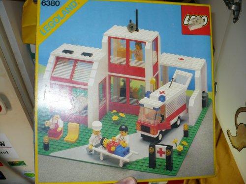 Lego kórház