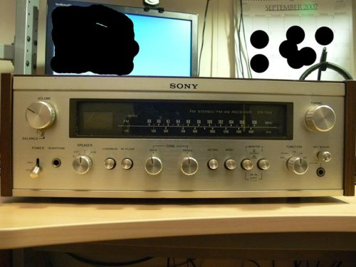 Sony str-7025