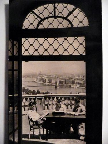 Kossuth-híd a Gellért-hegyről   BUDAPEST