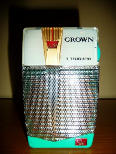 Crown TR-555